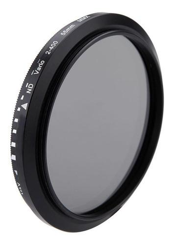 Filtro Nd Variavel Lente Nikon 24-70mm Nd2 Até Nd400 77mm