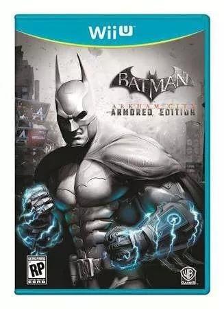 Batman Arkham City - Armored Edition - Wii U