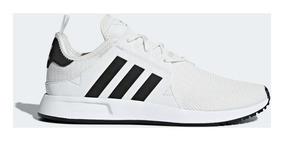 Tenis adidas Xplr Branco Com Preto 100% Original