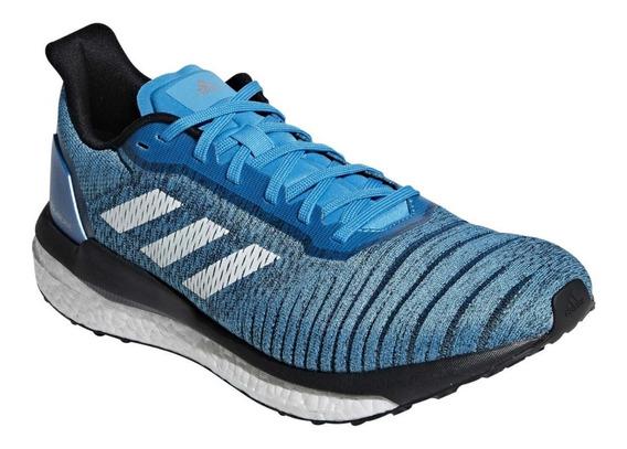 Zapatillas adidas Solar Drive M De Running Hombre Turquesa