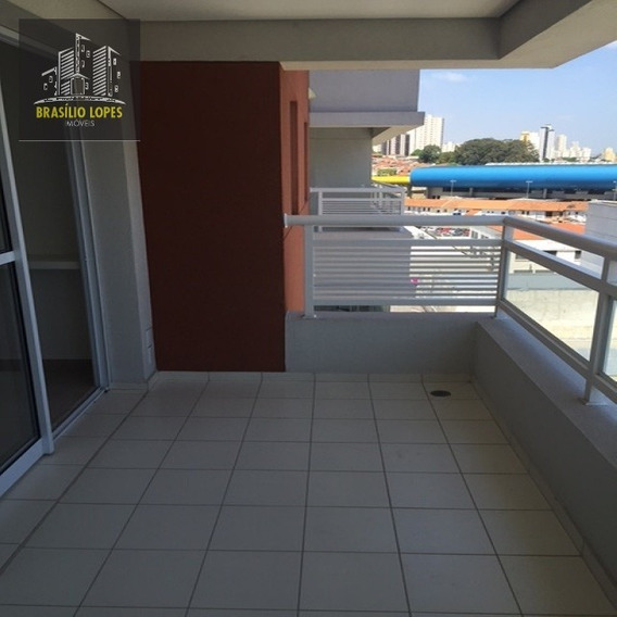 Apartamento Locaçaõ 1 Dorms E 01 Vaga No Ipiranga/ M711