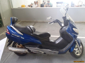 Suzuki Burgman 251 Cc - 500 Cc