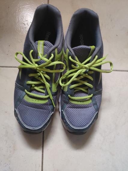 Zapatos Reebok Originales (40 Verdes)