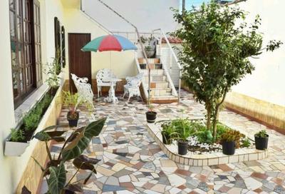 Casa Residencial À Venda, Jardim Nove De Julho, São Paulo. - Ca3498