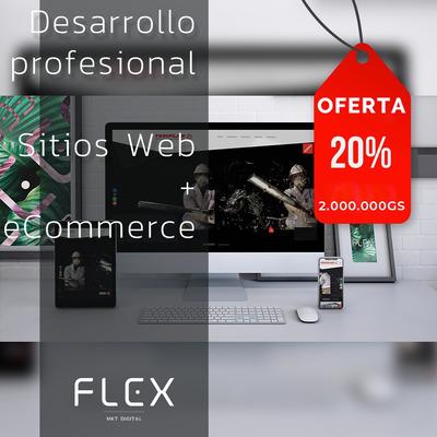 Diseño Y Desarrollo De Sitios Web & Ecommerce
