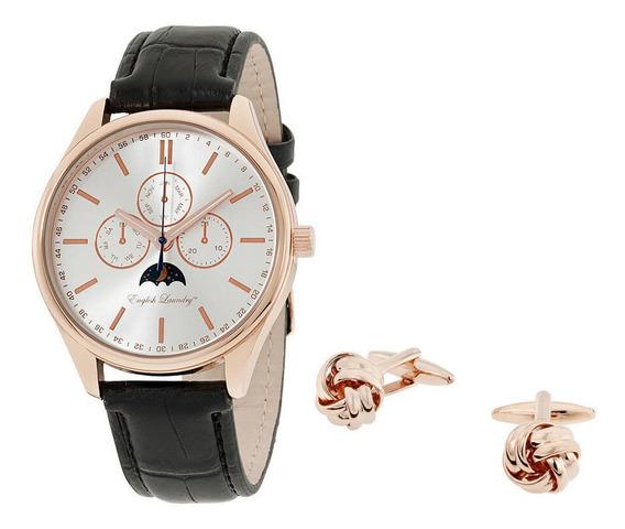 Reloj English Laundry Silver Elwn5437r675322