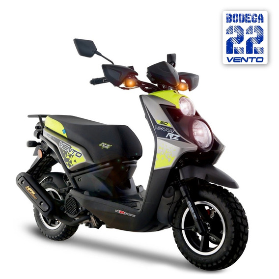 Motocicleta Vento Terra Rz 2020 Placas Gratis Mensualidades