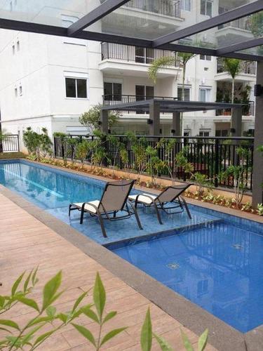 Apartamento 50m², 1 Dormitorios, 1 Suíte, 1 Vagas - Vila Guarani (z Sul) - Ap9092