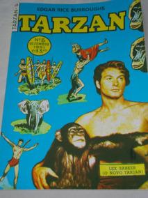 Tarzan Nº 6 De 1951 Ebal Lex Barker Na Capa Veja Descrição