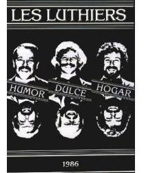 Dvd Importado De Les Luthiers - Humor Dulce Hogar 1986