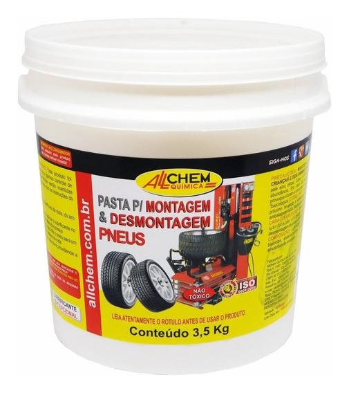 Pasta P/ Montagem E Desmontagem De Pneus 3,5 Kg