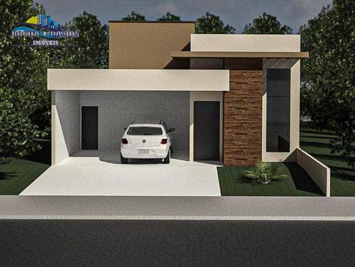 Casa Venda Parque Olivio Franceschini Hortolândia Sp - Ca0846