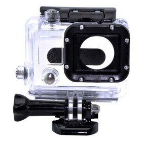 Caixa Protetora Gopro Acrilico Camera Hero 3 3+ 4 5