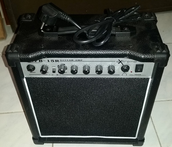 Amplificador Para Guitarra Eléctrica Extreme 28 W