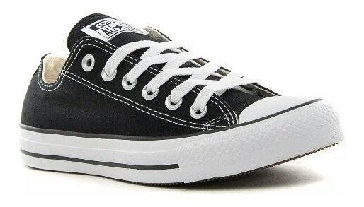 Converse All Star Negras 100% Original Promocion