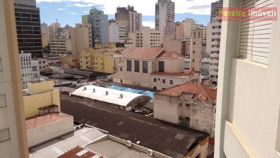 Apartamento Residencial À Venda, Centro, Campinas - Ap0128. - Ap0128