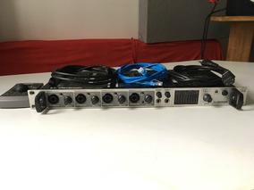 Interface Firewire Tc Electronic Studio Konnekt 48 C/remoto