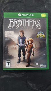 Brothers: A Tale Of Two Sons Usado Xbox One