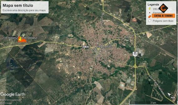Terreno Em Alagoinhas - Ba - Te00195 - 33756811