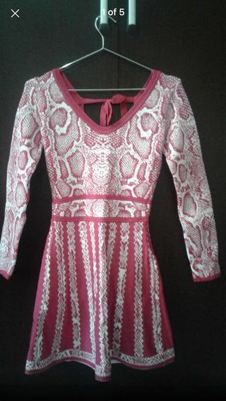 Vestido Galeria Tricot Modelo Usado Pela Thássia Naves P