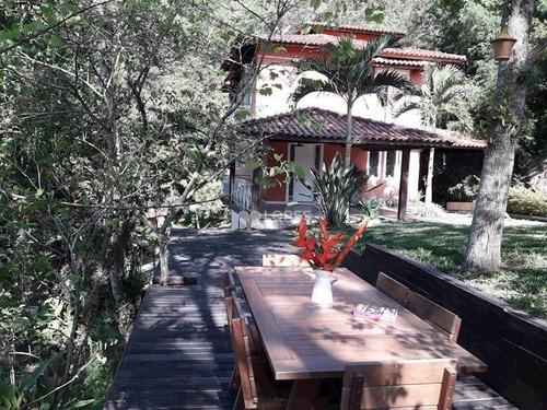 Imagem 1 de 18 de Casa Com 3 Quartos Por R$ 820.000 - Maria Paula /rj - Ca15490