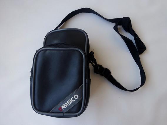 Camera Analógica Antiga Ricoh Rz-900 C/ Bolsa