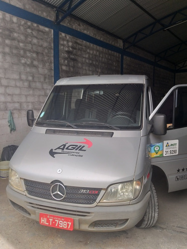 Mercedes-benz Sprinter Van 2.2 Cdi 313 Lotação Luxo Teto