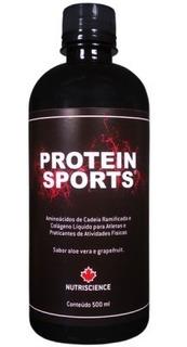 Protein Sports Nutriscience Multivitamínico Bcaa Colageno