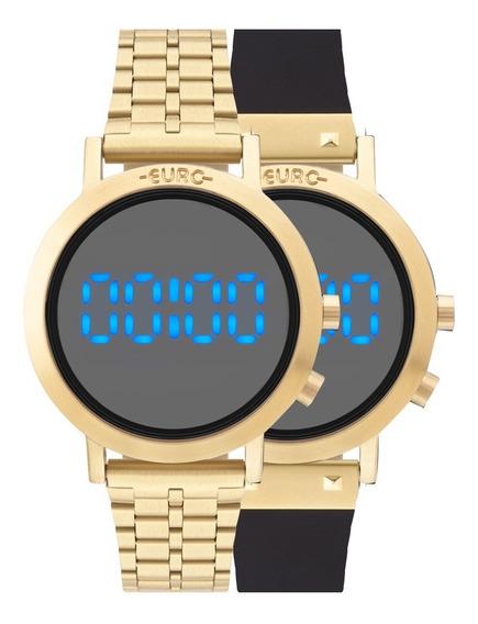 Relógio Euro Feminino Dourado - Eubj3407aa/t4p Promoção