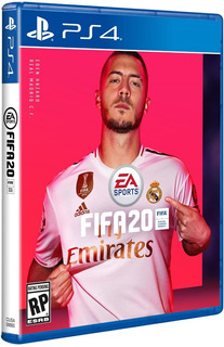 Fifa 20 Ps4 Con Champions Volta Juego Playstation 4