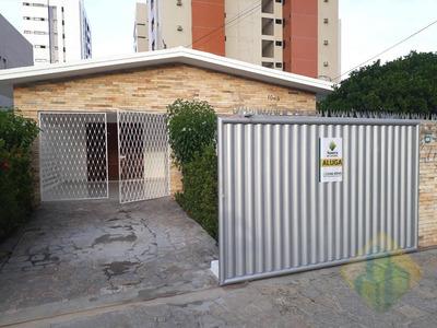 Casa Com 3 Dormitórios Para Alugar, 128 M² Por R$ 5.000/mês - Manaíra - João Pessoa/pb - Cod Ca0141 - Ca0141
