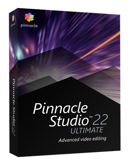 Pinnacle Studio 22 + Adorage + Serial Oficial (mais Completo