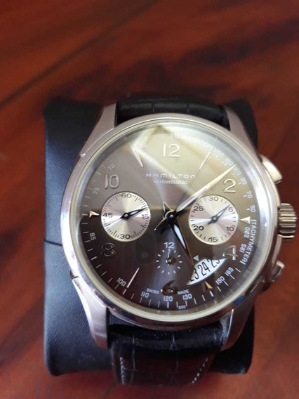 Relógio Hamilton Automático Jazzmaster Cronographic H326560