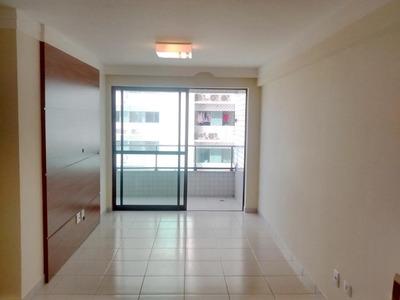 Apartamento Em Capim Macio, Natal/rn De 105m² 3 Quartos À Venda Por R$ 530.000,00 - Ap210530