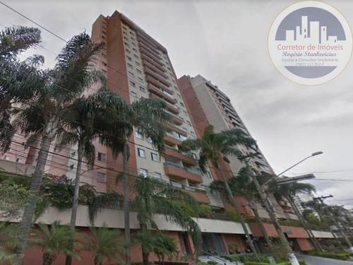 Imagem 1 de 30 de Apartamento No Ipiranga Condôminio Espaço São Paulo Ii , Com 3 Dormitorios Sendo 1 Suite , Excelente Localização! - Ap00014 - 69661312