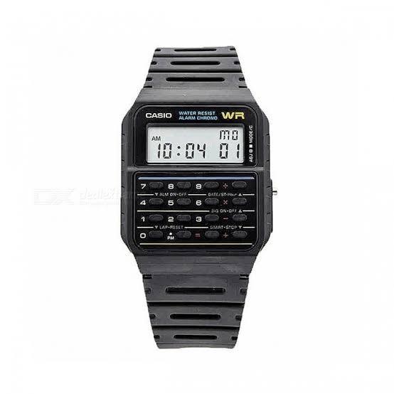 Relogio Casio Dbc 32 Databank Retrô-vintage Calcul. Alarme