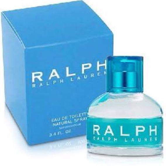 Perfume Ralph Lauren Edt Feminino 100ml-selo Adipec