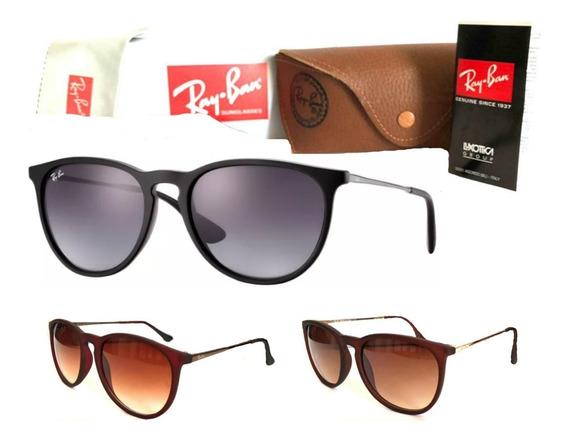 Óculos De Sol Feminino Erk Polarizado Degrade Varias Cores