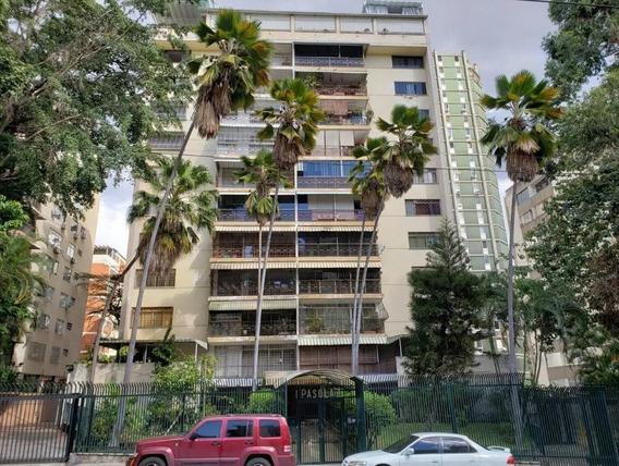 Apartamento En Alquiler Los Palos Grandes