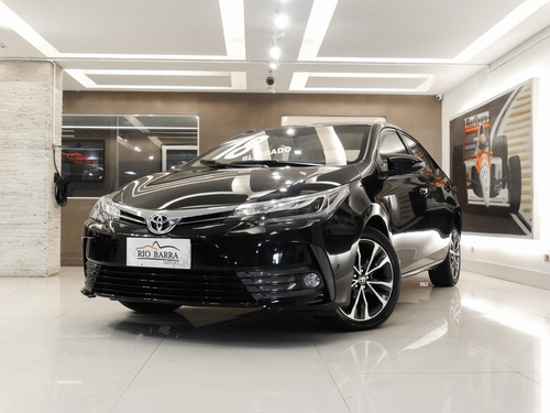 Toyota Corolla Altis 2018 Blindado