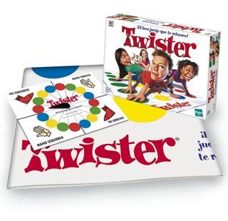 Twister El Juego De La Alfombra Hasbro Original Mundo Manias