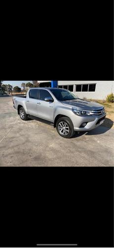 Imagen 1 de 4 de Toyota Hilux 2.8 Cd Srx 177cv 4x4 At 2017