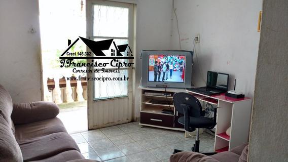 Casa A Venda No Bairro Itaguaçu Em Aparecida - Sp. - Cs290-1