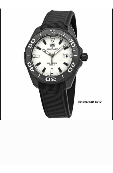 Tag Heuer Aquaracer Way108a Black Titanium Modelo 2018