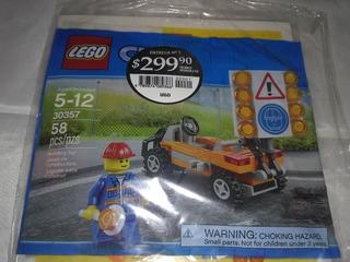 Coleccion Lego City N°1 La Nacion Trabajo En Equipo