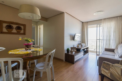 Apartamento No 8º Andar Com 2 Dormitórios E 2 Garagens - Id: 892935843 - 235843