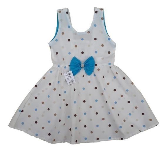 Vestido Infantil Lola Pronta Entrega Brinde Surpresa