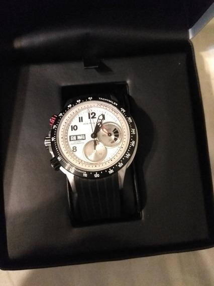 Reloj Hamilton Khaky Automatico 25joyas H717260 Seminuevo