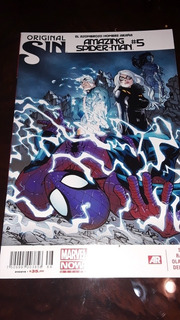 Amazing Spiderman N5 Marvel Comics Dc Batman Hulk Thor