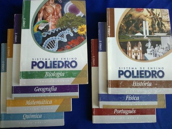 Livros Poliedro Vol. 3